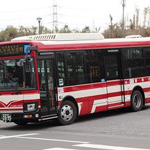 東洋バス2095号車 いすゞエルガミオ2KG-LR290J3
