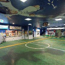 京成線 四ツ木駅で『キャプテン翼』特別装飾を実施