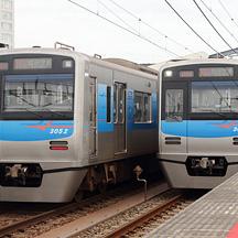 成田スカイアクセス線9周年 京成3050形の今後