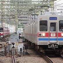 京成3600形3668編成 京急線を走る(2019年)