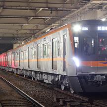 京成3100形(3150形)3152編成 深夜の試運転