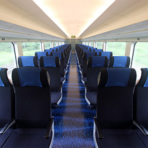 京成線 めっちゃガラガラなスカイライナーに乗る