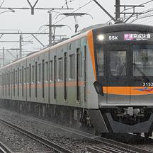 55K:3152編成 京成3100形が京成本線を走る