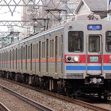 京成3600形3658編成 営業運転終了