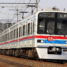 京成3400形3408編成 営業運転終了