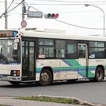 船橋新京成バスF-132号車 さようなら船橋バス