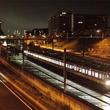 京成3400形 成田スカイアクセス線を走る