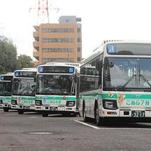 山万ユーカリが丘線 路線バス事業の概要