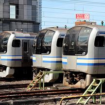 横須賀・総武快速線 E217帝国崩壊の始まり