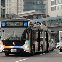 東京BRT プレ運行開始 1 - 東京BRTの概要
