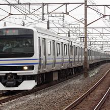 JR東日本E231系マト139編成 横須賀色(スカ色)で常磐線を走る