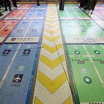 京急線 品川駅の整列乗車