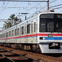 京成3400形3428編成 営業運転終了