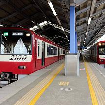 京急久里浜線 平日日中時間帯の減便を実施