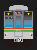 北総鉄道(千葉ニュータウン鉄道)9000形 走行音