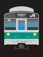 JR東日本203系 走行音