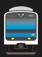 JR東日本209系 走行音