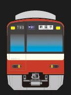 京急600形(東洋VVVF車) 走行音