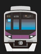 東京メトロ08系 走行音