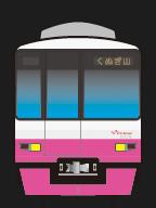新京成8900形IGBT-VVVF車 走行音