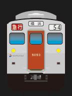 相鉄5000系 走行音